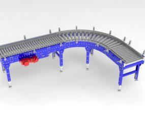 imagen producto Traktech transportador de rodillo