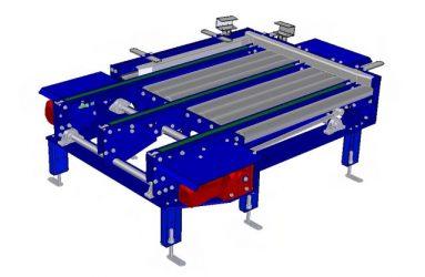 imagen producto Traktech unidad de giro y transferencia