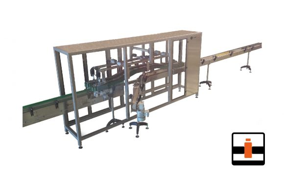 Lateral Side-grip conveyor / grippers