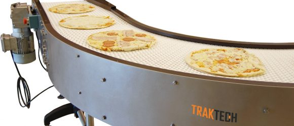 Modular Belt Conveyor for packaging in the food industry