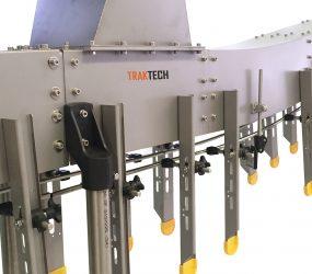 Air Conveyor For Pet Bottles | Traktech SL